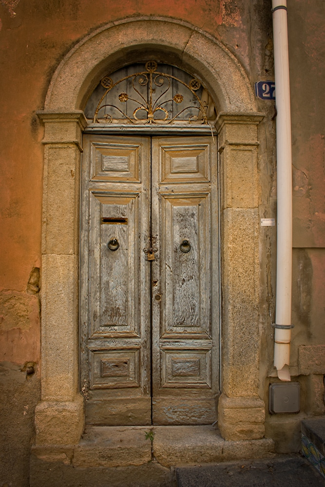 Porto Giallo (The Yellow Door) | Caltagirone | Sicily | Italy