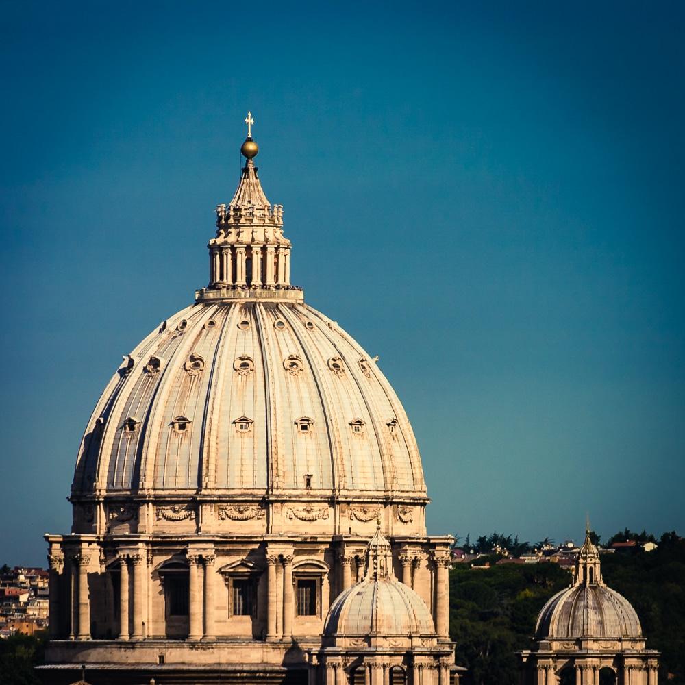 Vatican Dome | Vatican City | Rome | Italy