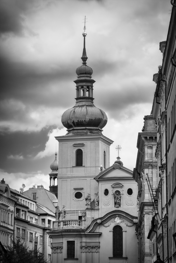 Baroque Onion Domes | Prague | Czech Republic