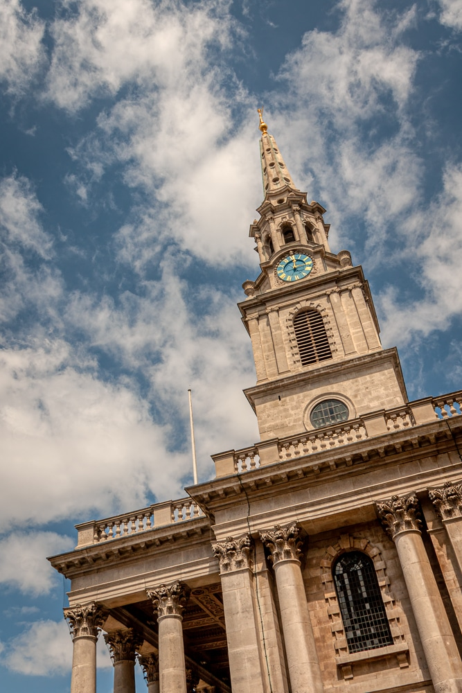 St. Martin-In-The-Fields | London | England