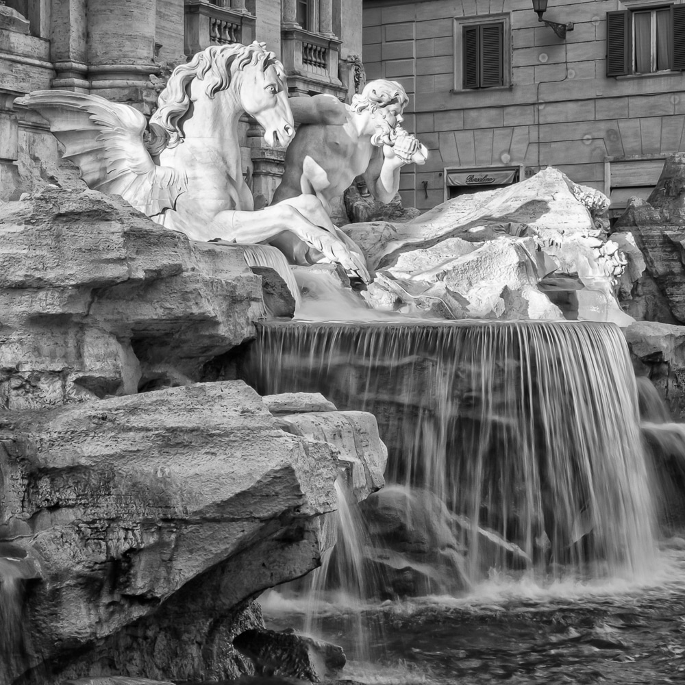 Trevi Fountain | Rome | Italy