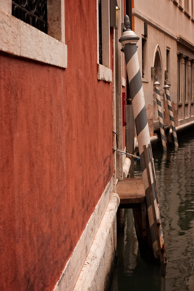 The Side Streets of Venice | Italy