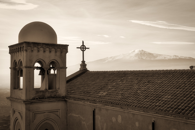 Castelmola and Etna | Sicily | Italy
