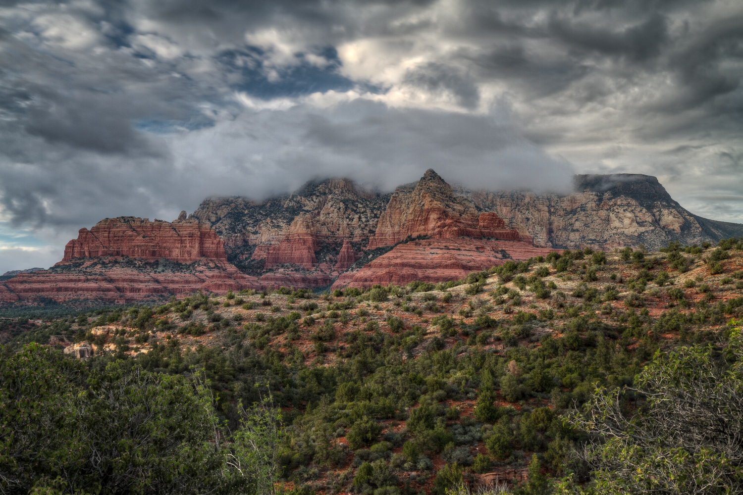 After the Storm | Sedona | Arizona
