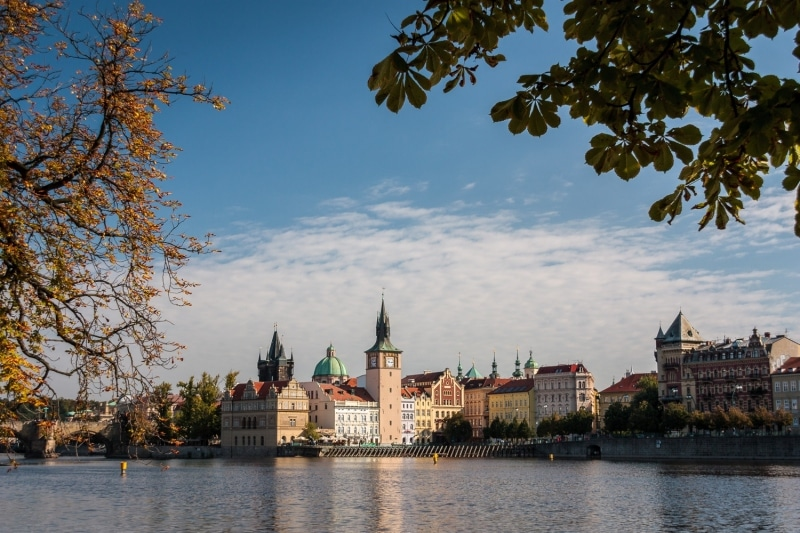 Across the Vltava | Prague | Czech Republic