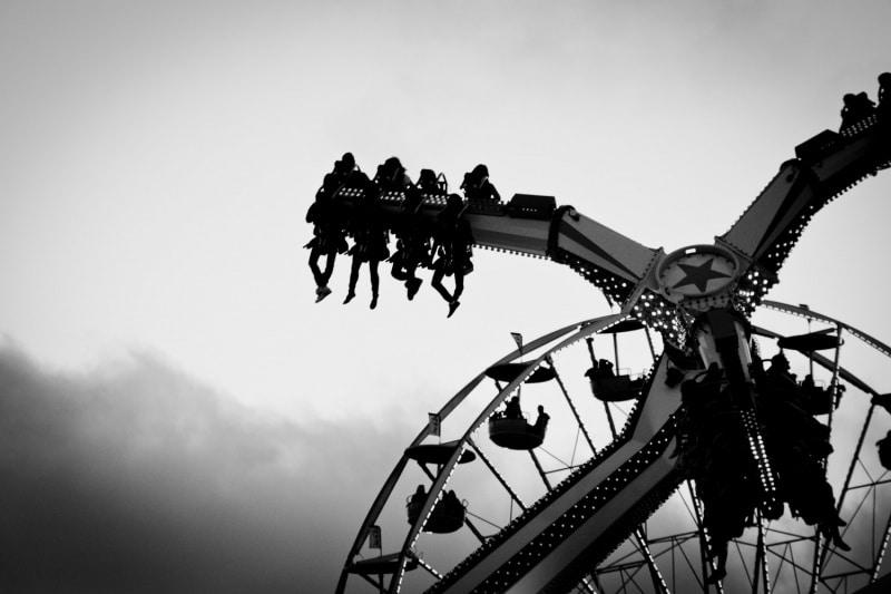 Legs in the Sky | Del Mar | San DIego County Fair | California