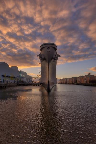 Battleship USS Wisconsin | Nauticus | Norfolk | Virginia | Scott Kelby Worldwide Photo Walk 2017