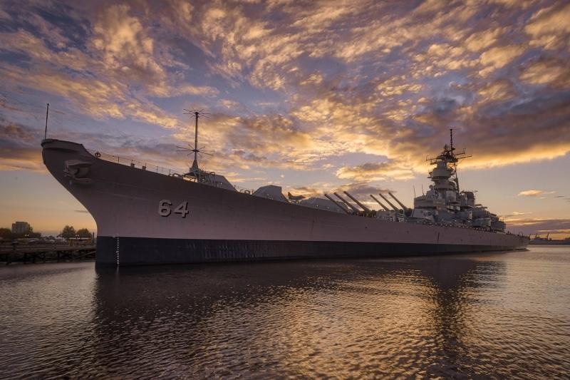 Battleship Wisconsin | Nauticus | Norfolk | Virginia | Scott Kelby Worldwide Photo Walk 2017