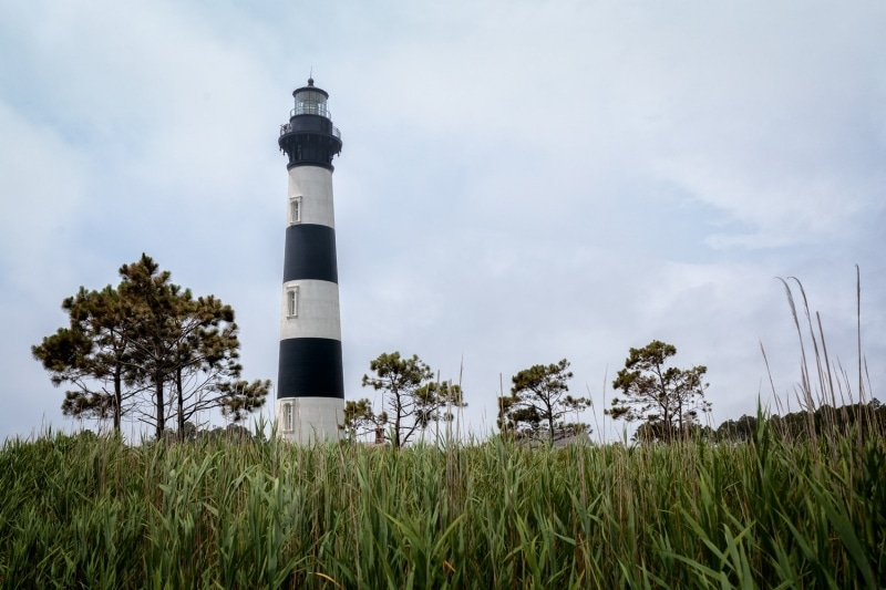 Bodie Island Lighthouse | Cape Hatteras | Outer Banks | North Carolina