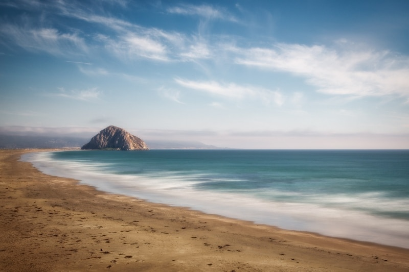 Dreamy Summer Day | Morro Bay | California