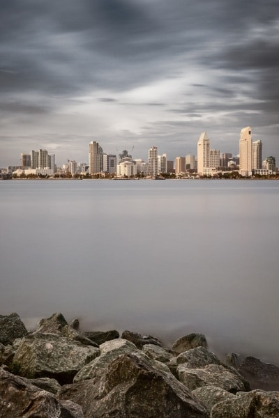 Stormy Skies Over San Diego | California