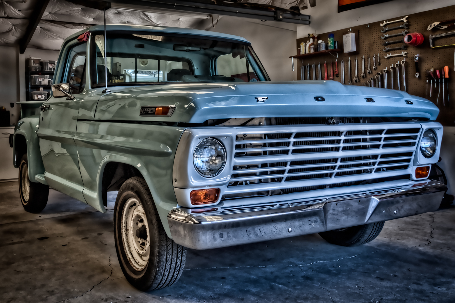 Daddy's Truck | 1968 Ford F100