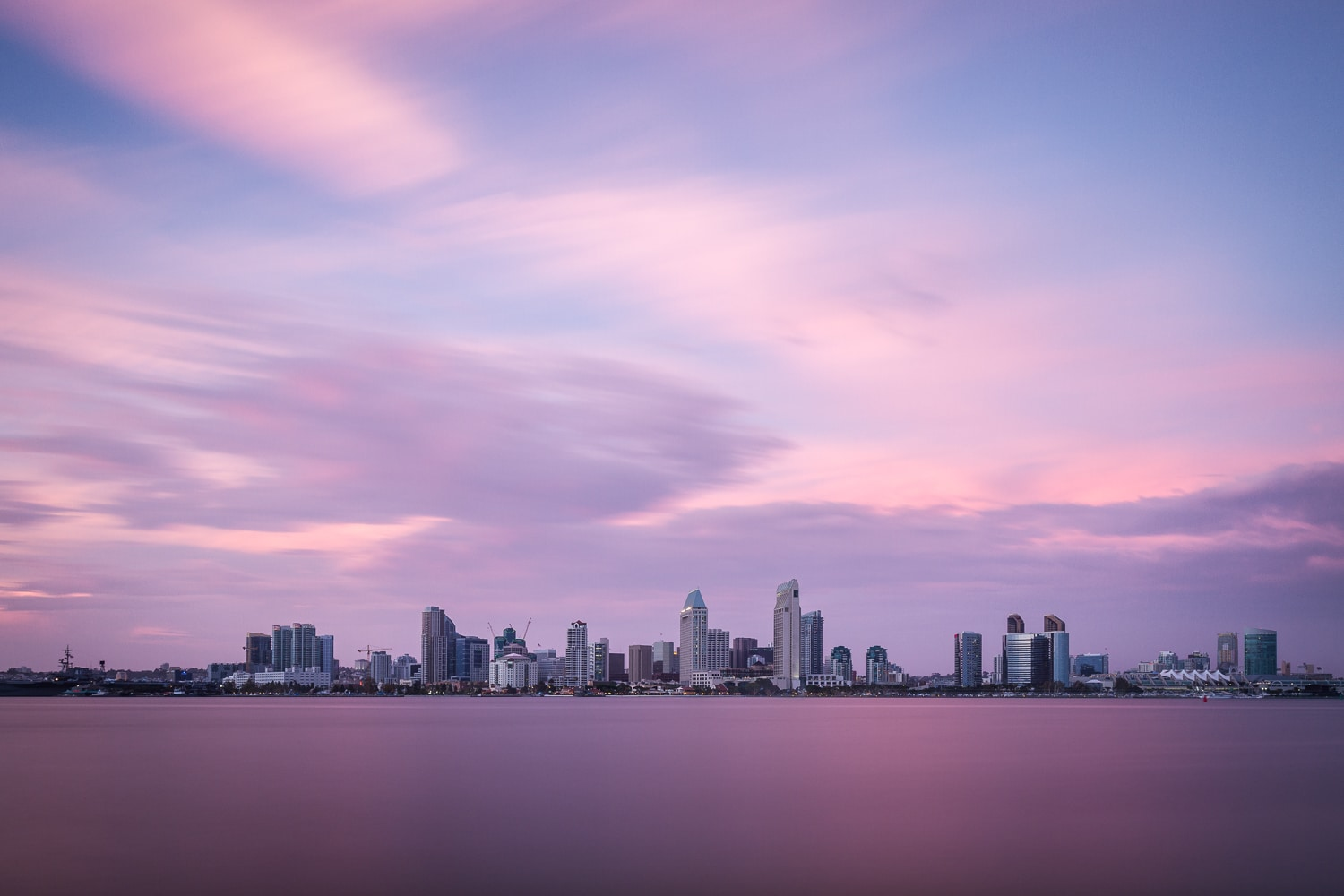 Dreamy San Diego Sunset | Bayview Park | Coronado | California