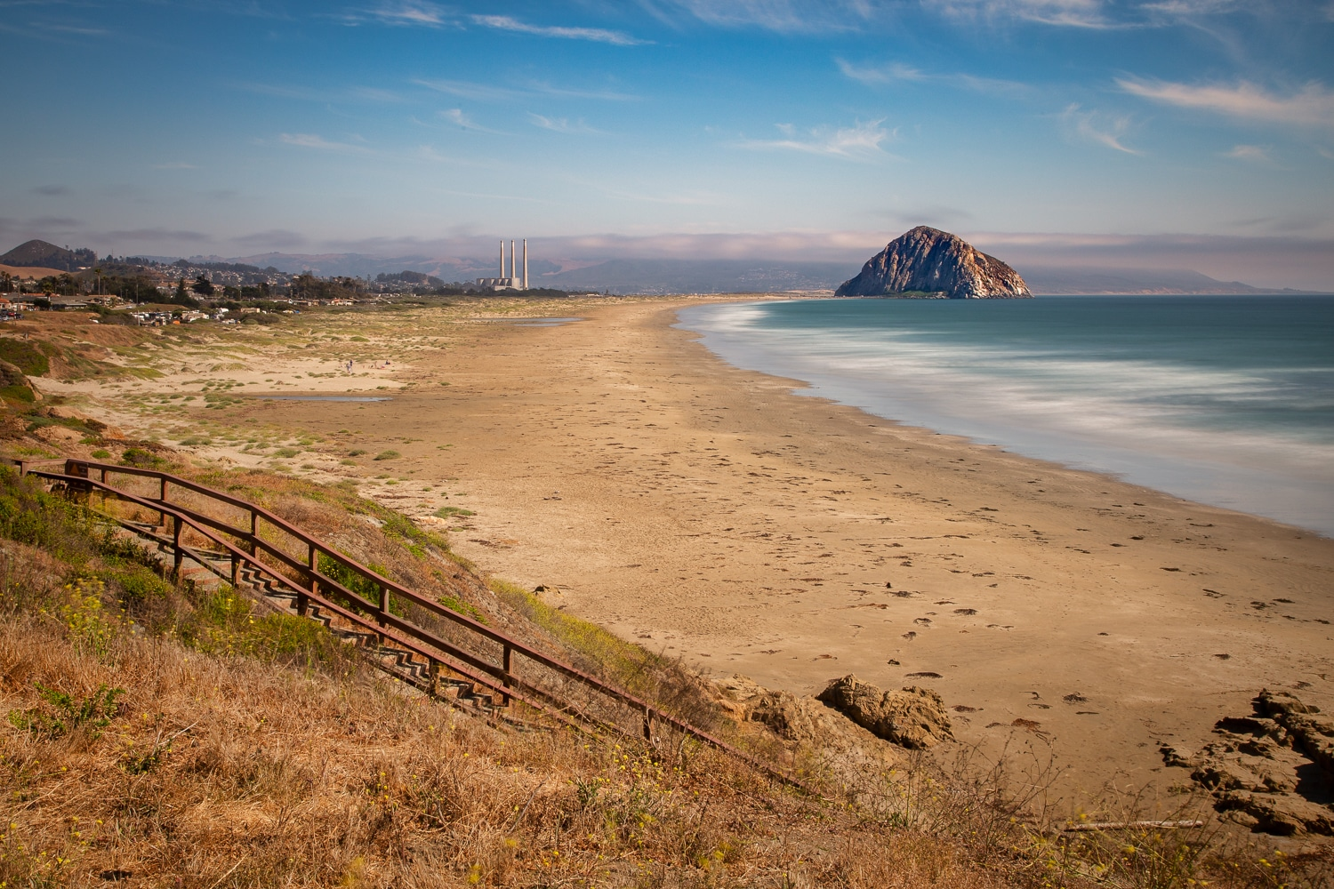 Dreamy Summer Day | Morro Bay | California