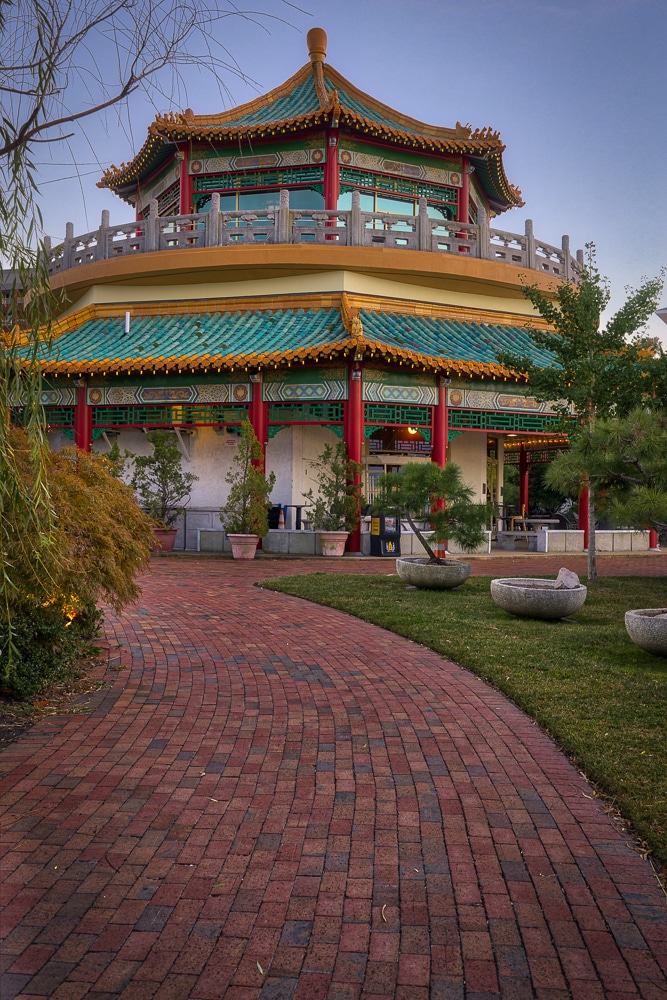Pagoda | Norfolk | Virginia | Scott Kelby Worldwide Photo Walk 2017