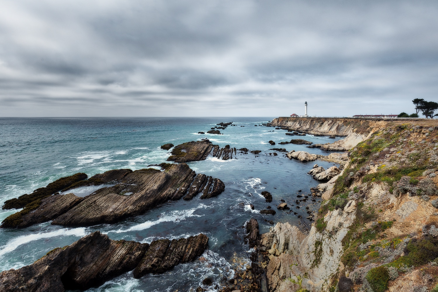 Point Arena Lighthouse | Mendocino County | California