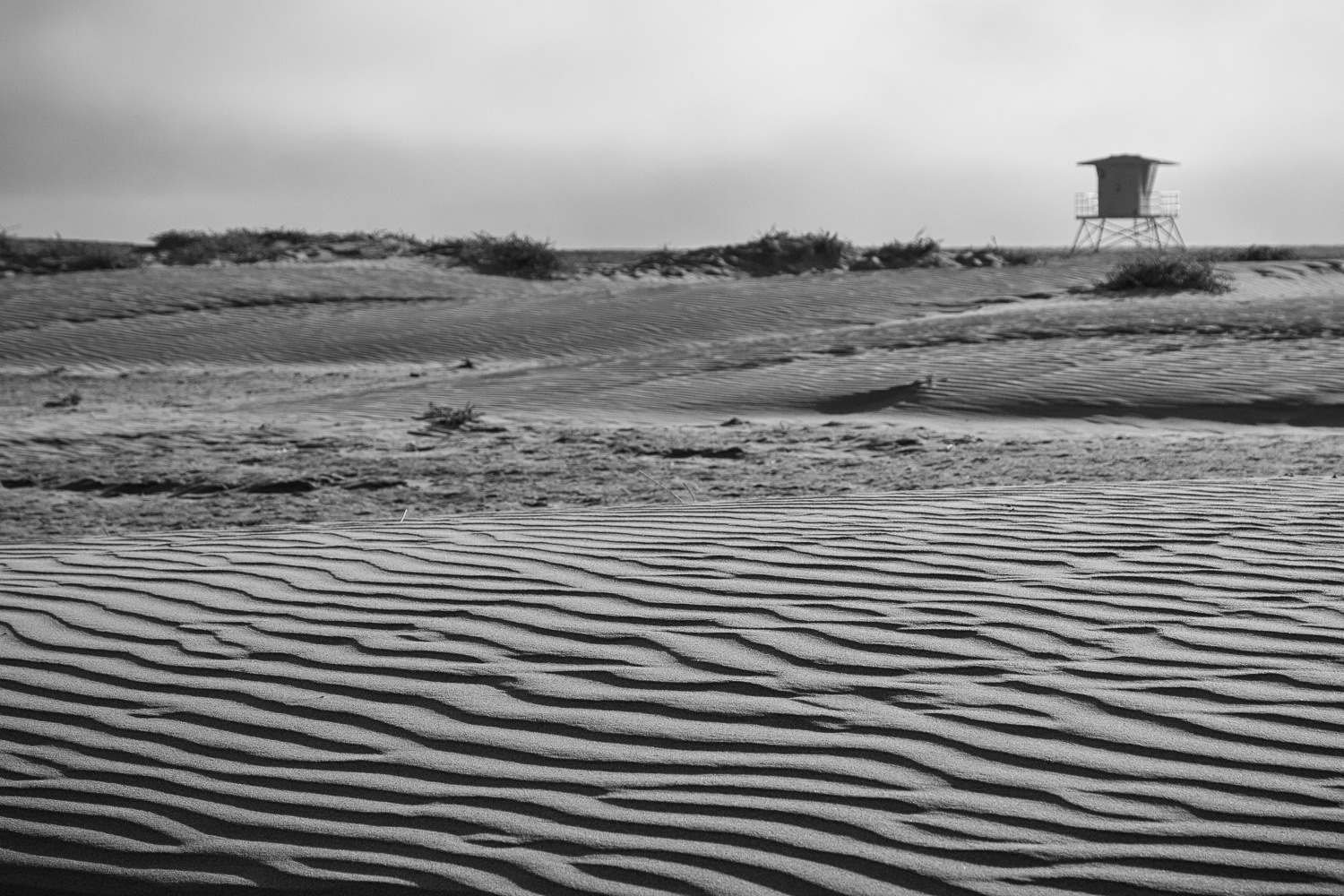 Ripples in the Sand | Morro Strand State Beach | Morro Bay, CA