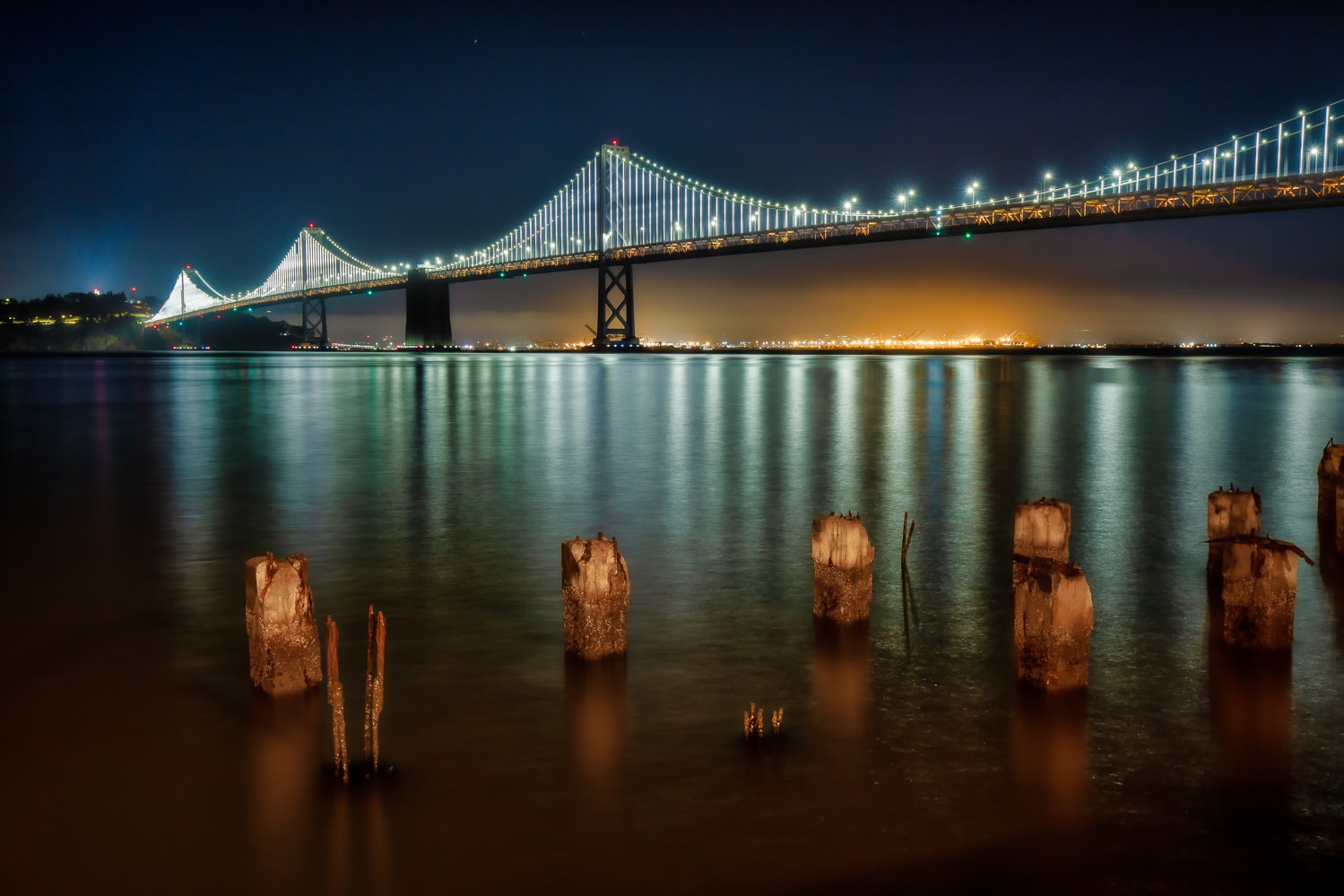 San Francisco - Oakland Bay Bridge | California