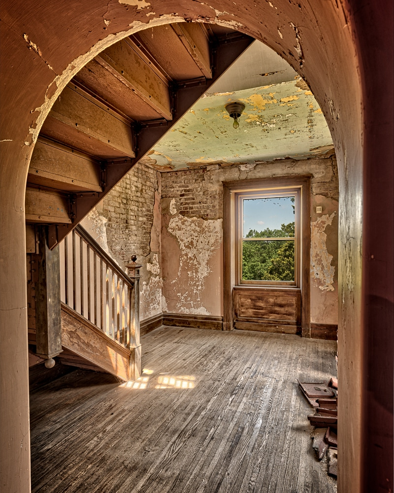 Abandoned Swannanoa Palace | Afton | Virginia