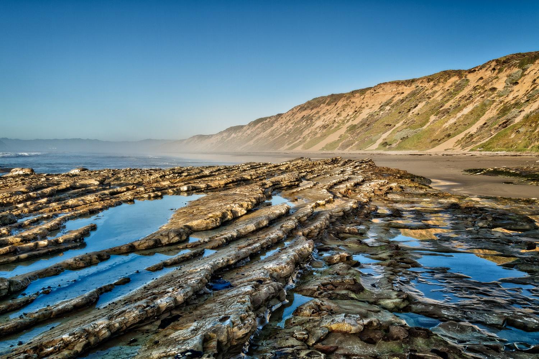 Tidepool Reflections | Montana de Oro | Los Osos | California