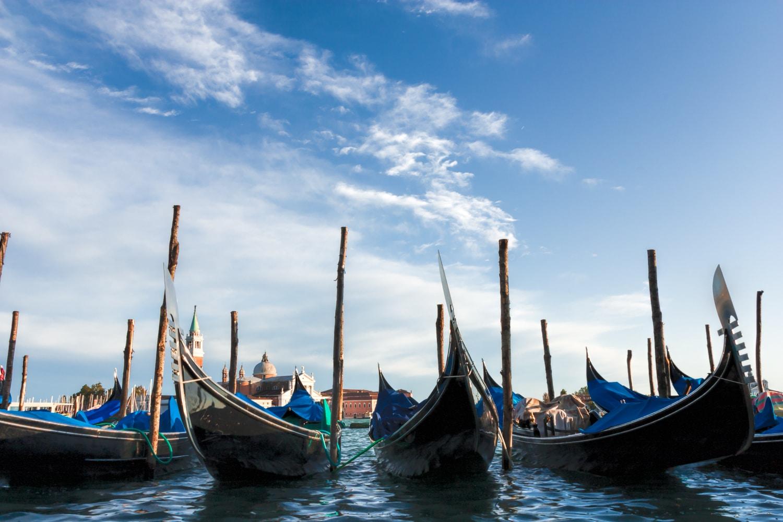 Venetain Gondolas | Venice | Italy