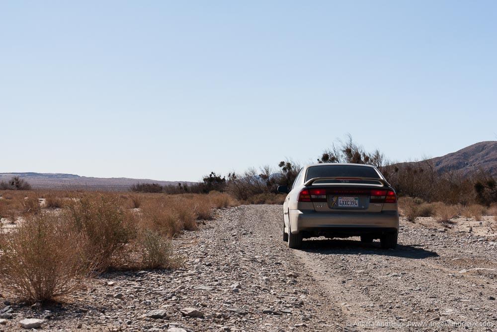 2001 Subaru Legacy GT Ltd | Sand Subi | Anza-Borrego Desert State Park