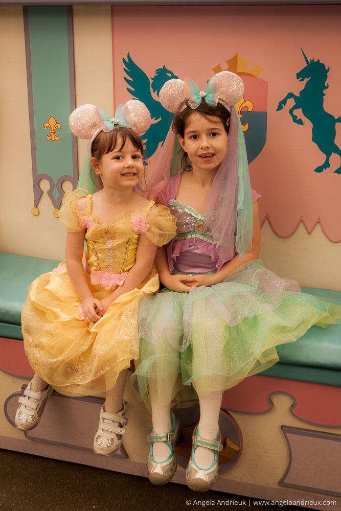 Disneyland | Anaheim, CA | My Nieces