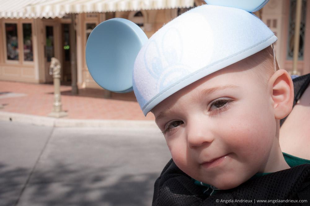 Disneyland | Anaheim, CA | My Nephew