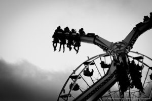 Legs in the Sky | San Diego County Fair | Del Mar, CA | Exhibition of Photography