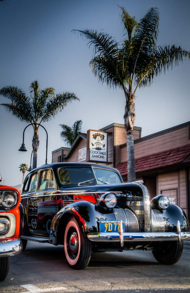 The Pismo Beach Classic Pismo Beach CA Angela Andrieux Photography - Classic car show pismo beach