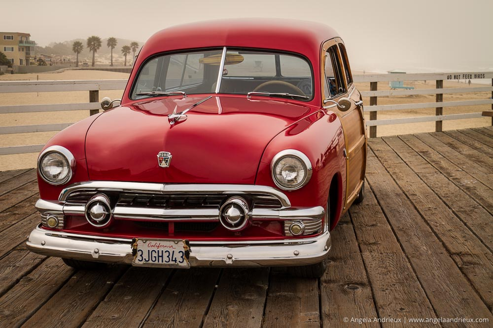 The Pismo Beach Classic | Antique Vintage Car Show | Pismo Beach, CA