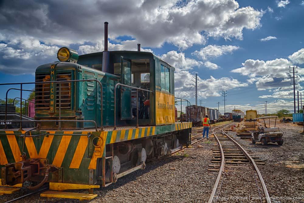 Train Engine | Hawaiian Railway Society | Oahu | Hawaii
