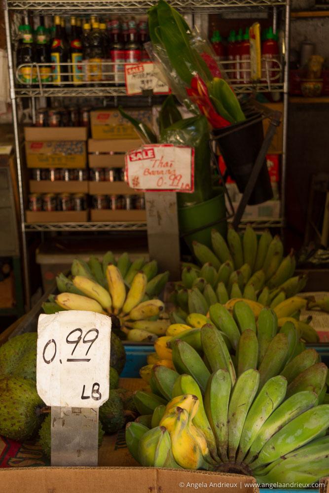 Plantains | Chinatown | Honolulu | Oahu | Hawaii