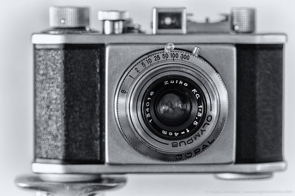 Olympus 35 | Vintage Exploration Series | Antique Vintage Film Camera