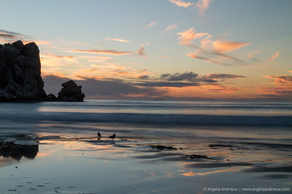 Morro Strand State Beach Sunset