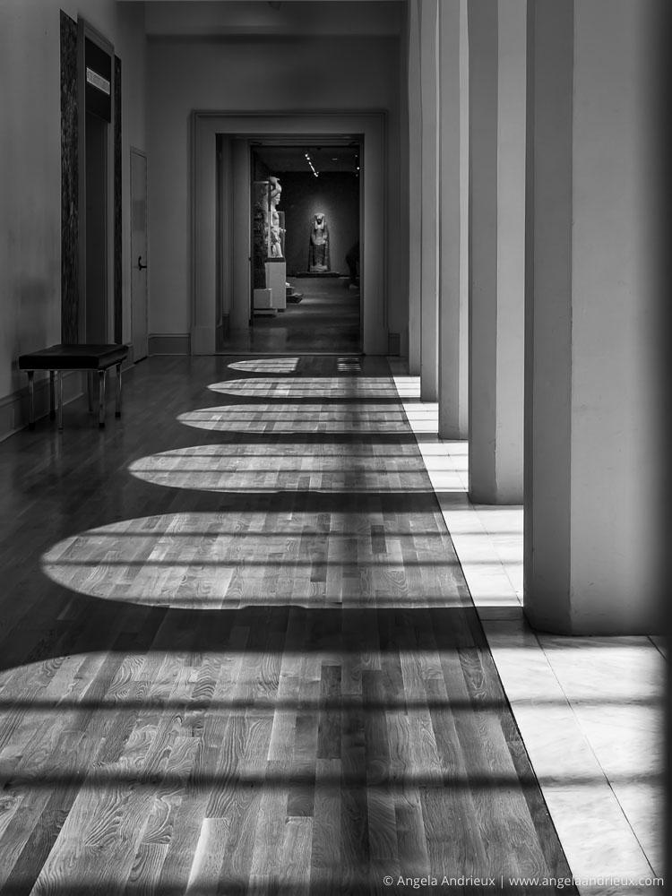 Arches, Shadows, & Sculptures | Chrysler Museum of Art | Norfolk, VA
