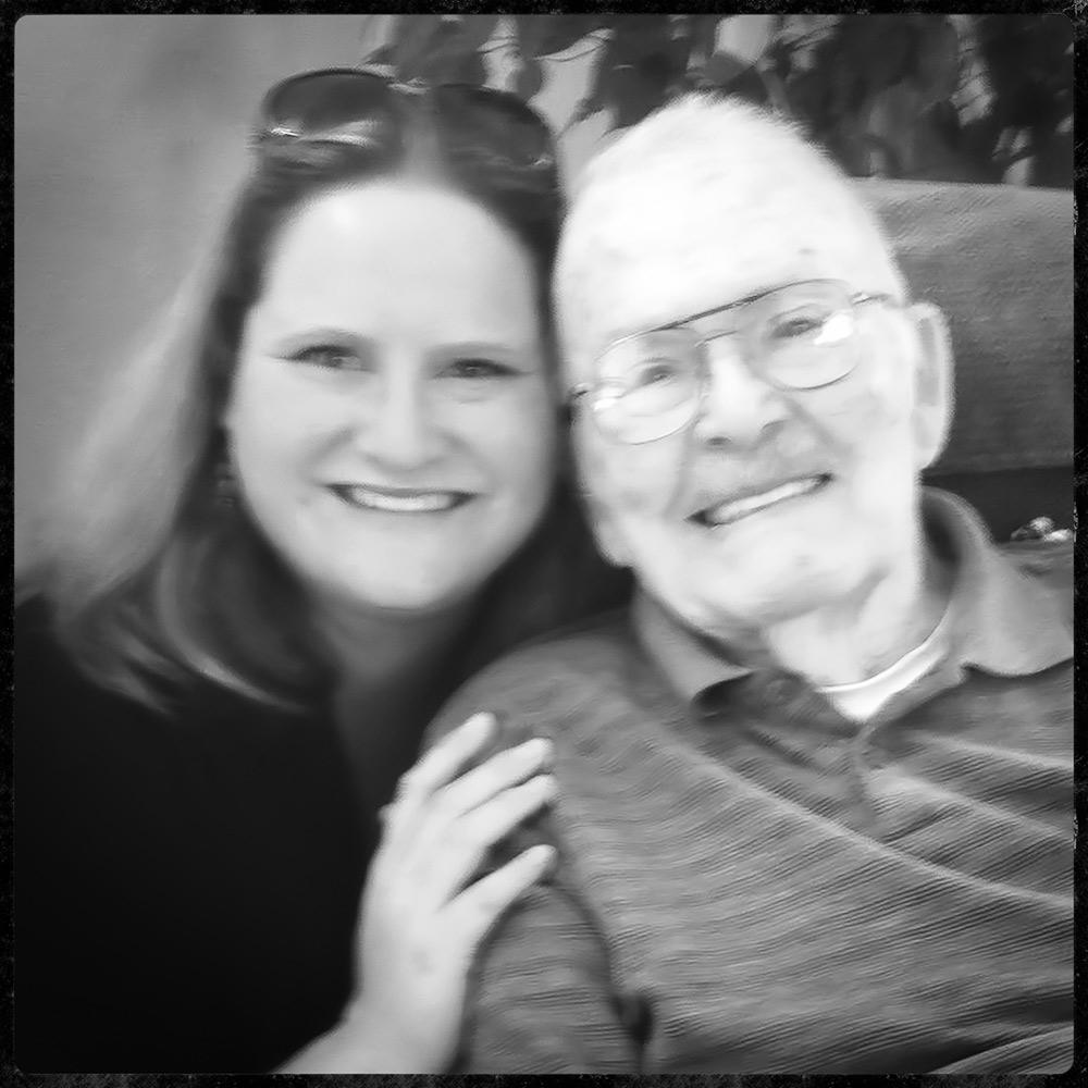 Me & my grandpa