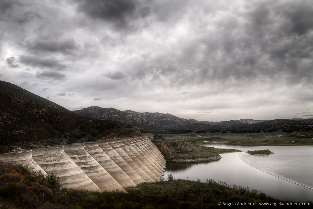 Sutherland Dam | Ramona, CA