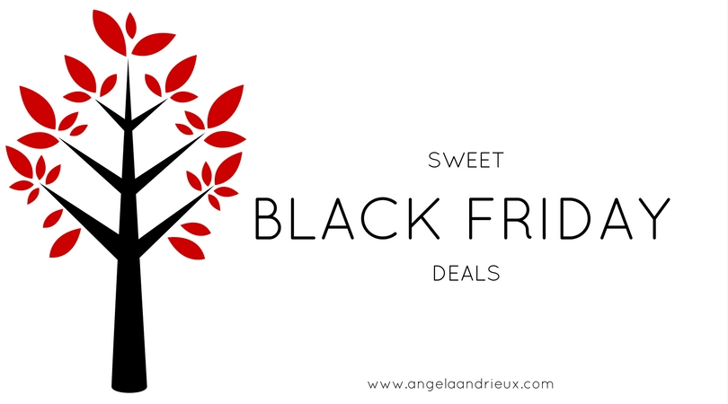 Sweet Black Friday Deals 2015