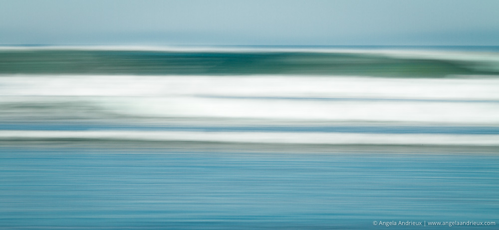 Pan & Blur Waves | Pismo Beach, CA