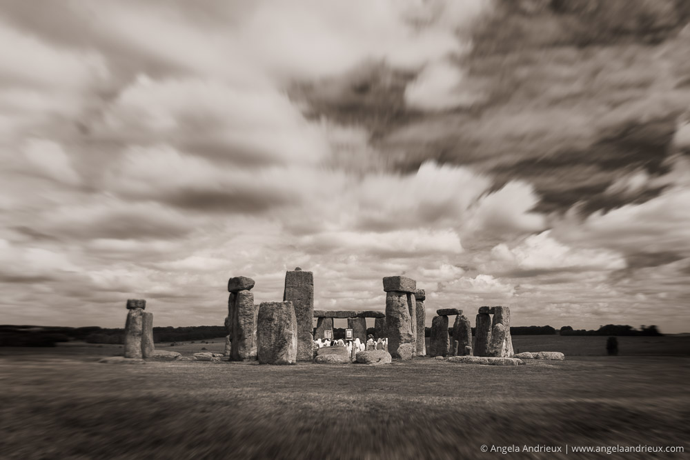 Druids during Summer Solstice | Stonehenge | Salisbury Plain | England, UK | Focus CK