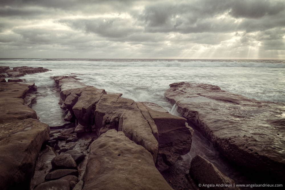 Top 10 Photographs of 2015 | Stormy Skies over La Jolla | California
