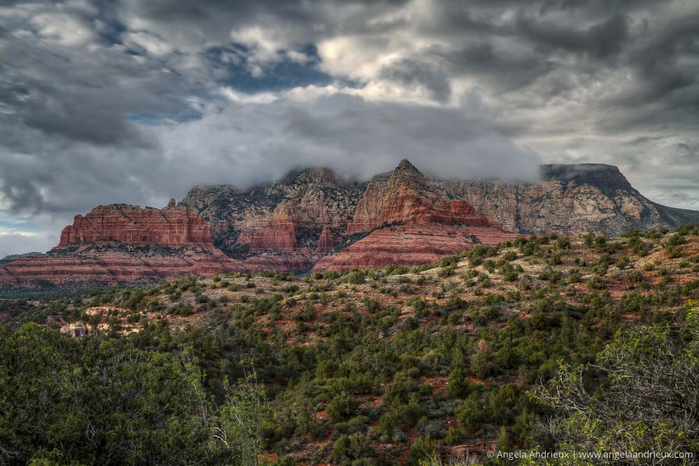 Top 10 Photographs of 2015 | After the Storm | Sedona, AZ