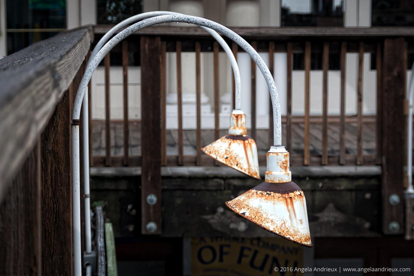 Lamps   Fishermans Wharf   San Francisco, CA