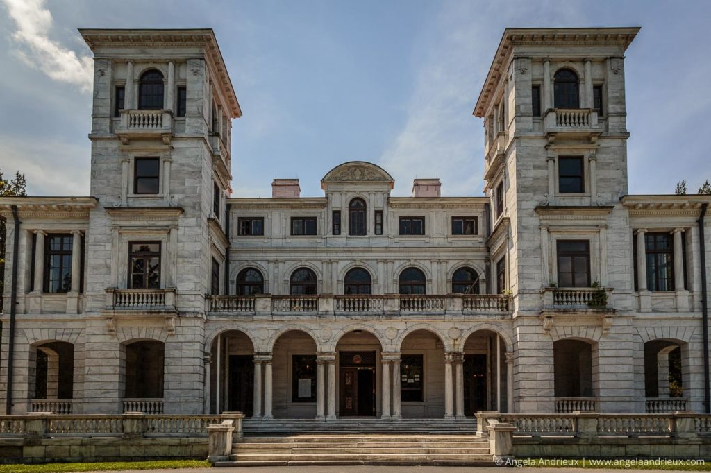 Swannanoa Palace | Grand Entrance | Afton, VA
