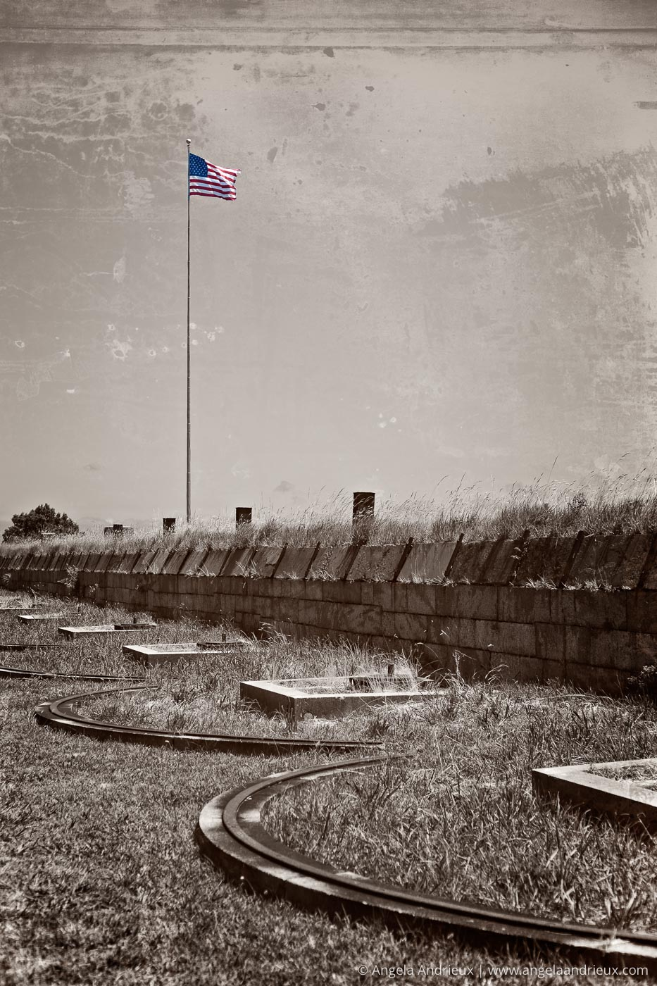 Tattered Flag | Fort Monroe | Hampton, VA | Happy 4th of July