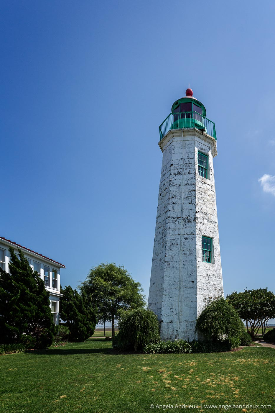 Old Point Comfort Lighthouse | Hampton, VA