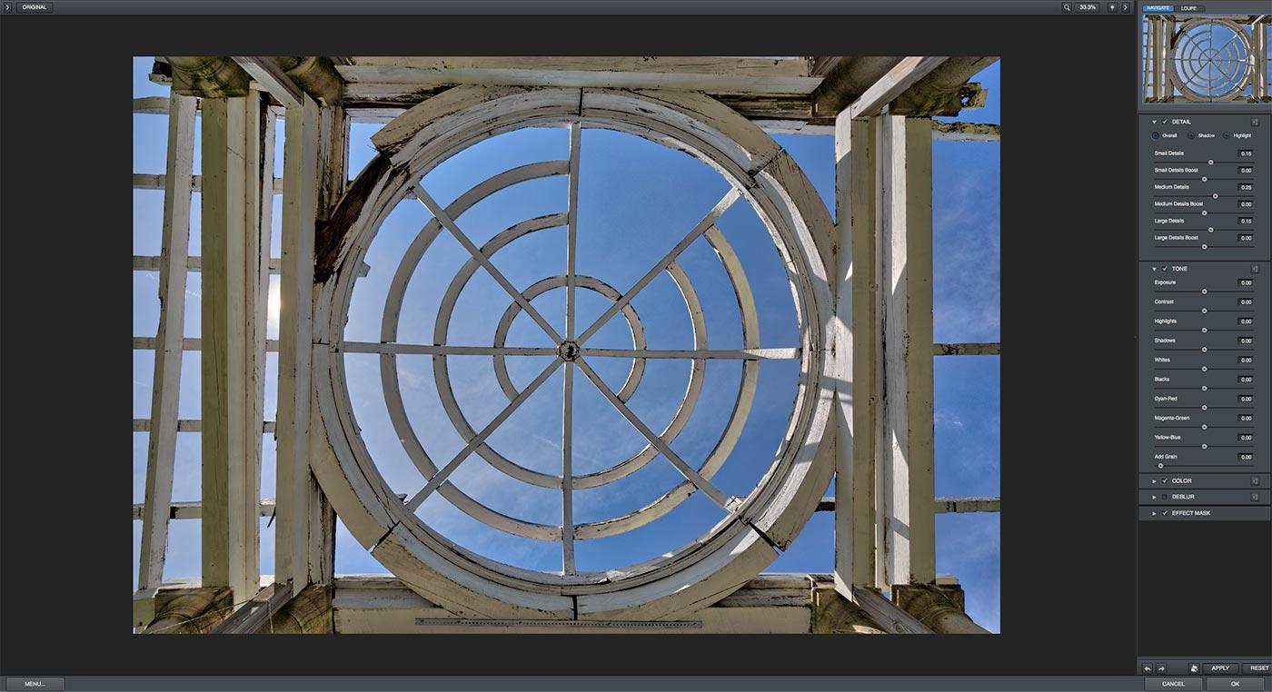Topaz Detail | Swannanoa Palace | Garden Dome | Afton, VA | Screenshot