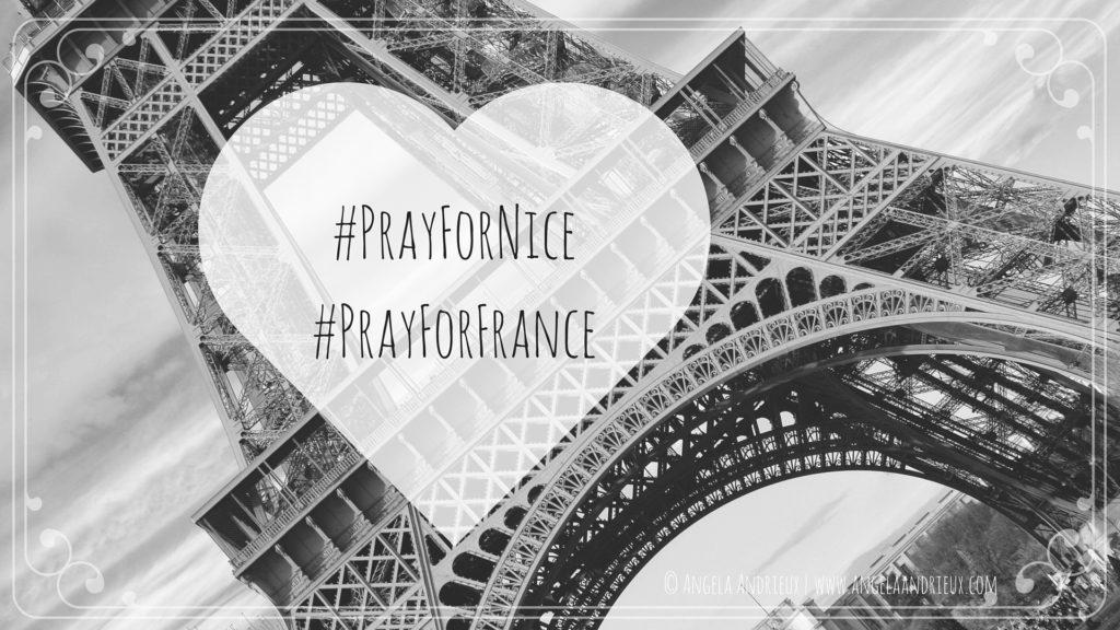 #PrayForNice | #PrayForFrance