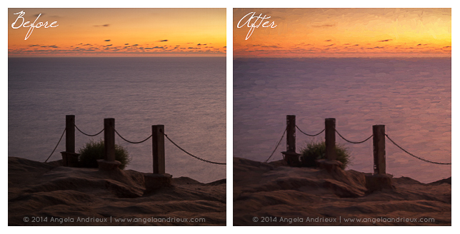Torrey_Pines_Gliderport_Topaz_Impression-before-after-comparison